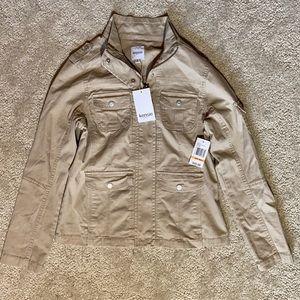 Kensie Khaki Jacket